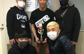 DEEP100 廣田瑞人、石渡伸太郎、雅駿介