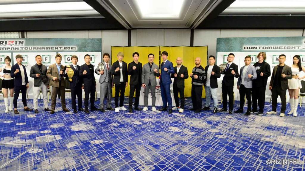 RIZIN JAPAN GRAND-PRIX 2021 バンタム級トーナメント