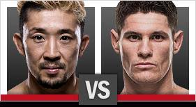 ufc fight night Japan2017 廣田瑞人