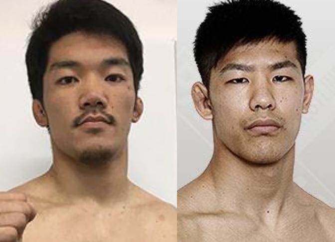 永井佑虎(CAVE)vs平岡将英(KRAZY BEE)
